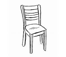 How to draw simple chairs for older Video