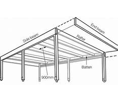 How to draw up plans for a carport Video