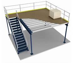 How to install a mezzanine kit Video