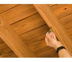How to install hanging porch swing Video