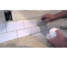How to install kitchen tile flooring Video