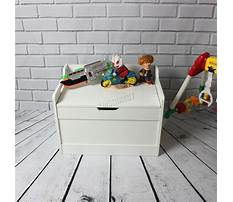 How to make a toy box from mdf Video