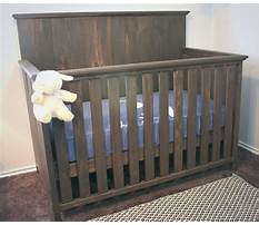 How to make a wood baby crib Video