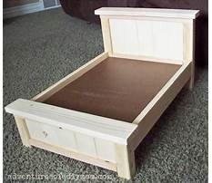 How to make american girl doll furniture out of wood Video