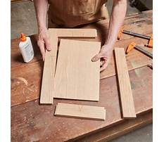 How to make cabinet doors without dado Video