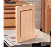 How to make cabinet doors wood Video