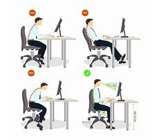 How to make chair ergonomic Video