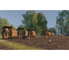 How to make chicken coop life is feudal Video