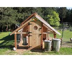 How to make chicken houses Video