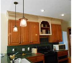 How to make kitchen cabinets look taller Video