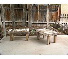 How to make wooden benches.aspx Video