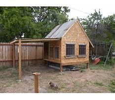 How to make your chicken coop bigger Video