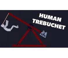 Human trebuchet youtube Video