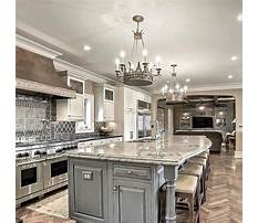 Ideas for decorating a kitchen island Video