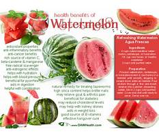 Importance of watermelon in diet Video