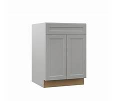 In stock hampton bay heron gray cabinets Video