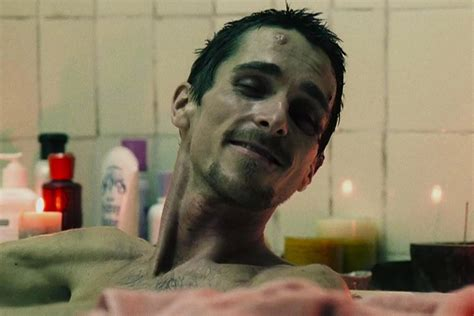 Insane Christian Bale