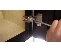 Inset kitchen hinges.aspx Video