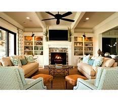 Interior design furniture placement Video