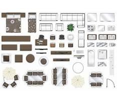Interior design furniture plans Video