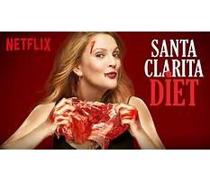 Is santa clarita diet scary Video