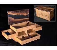 Jewelry box plans rockler Video
