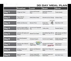 Jillian michaels one week shred diet plan Video