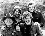 Johnny Cash, Willie Nelson, Waylon Jennings & Kris Kristofferson