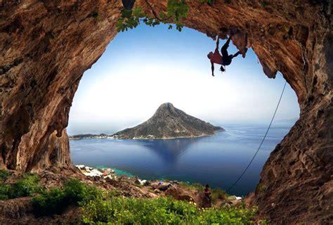 Kalymnos Rock Climbing National Geographic