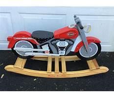 Kidkraft motorcycle rocking horse Video