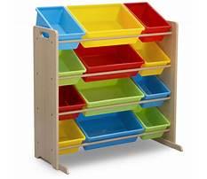 Kids storage organizer Video