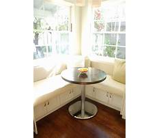 Kitchen bench seating with storage plans.aspx Video