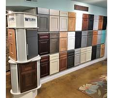 Kitchen cupboard doors painted in middle Video