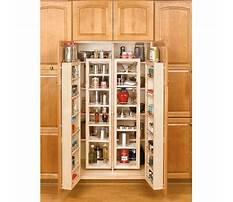 Kitchen folding pantry cabinet home depot Video
