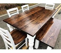 Kitchen table farmhouse style.aspx Video