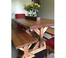 Kitchen table plans free for small room Video