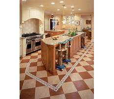 Kitchen tile flooring designs Video