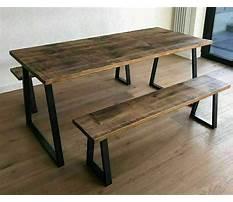 Kitchen wooden bench.aspx Video