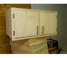 Kreg garage cabinets plans Video