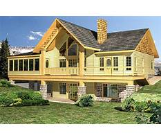 Lake house plans with a view Video