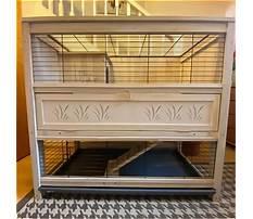Large indoor rabbit cage uk Video