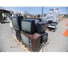 Large tv disposal Video