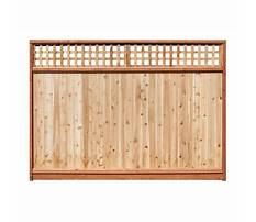 Lattice fence lowes aspx page Video