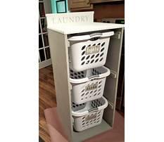 Laundry dresser storage Video