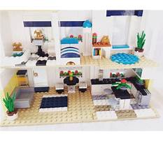 Lego friends how to build furniture Video
