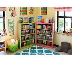 Library bookshelves for kids Video
