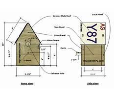License plate birdhouse plans.aspx Video