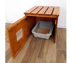 Litter box furniture plans.aspx Video