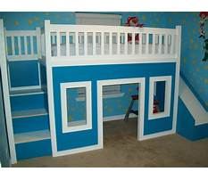 Loft bed step plans Video
