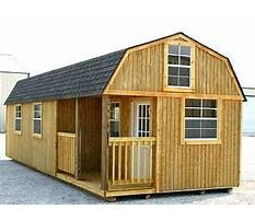 Lofted barn cabin plans.aspx Video